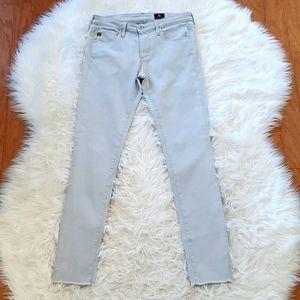 AG Adriano Goldschmeid Grey Jeans